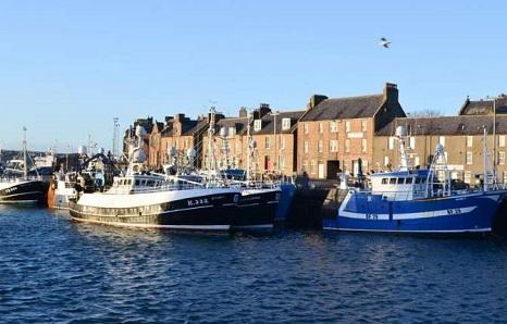 Coronavirus is death knell for Scottish fishing industry
