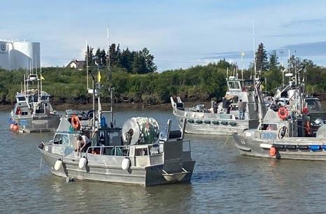 Bristol Bay Fisheries Report: July 6, 2020