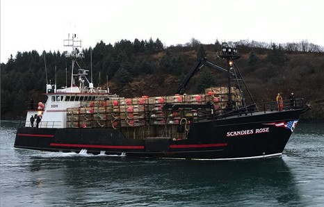 NTSB to Host Roundtable on Fishing Vessel Safety