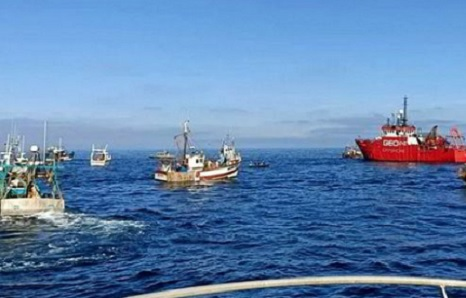 Fishermen vow to prevent construction of Saint-Brieuc offshore wind farm – would rather die than allow it to go ahead
