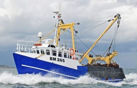 F/V Joanna C: Search for two missing Brixham fishermen is called off