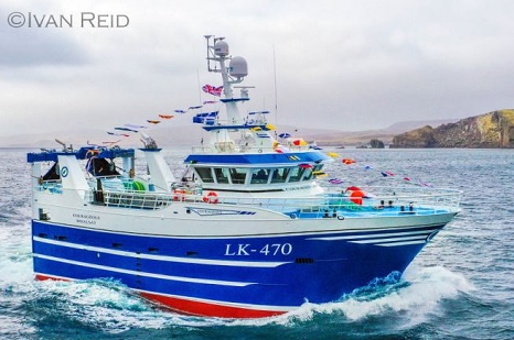 Renewal programme continues as Courageous joins local fleet