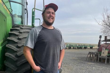 Windfarms: Fishermen don't want them, but Wheat Farmers do!!!