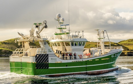 New vessel is part of the Atlantic Dawn Group's ambitious programme of fleet renewal