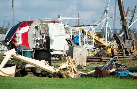 """Hurricane Ida: Commercial fishers in Louisiana – """"That's our living. I have nothing to fall back on,,,"""